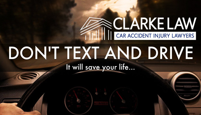 Arrive Alive. Don't Text and Drive