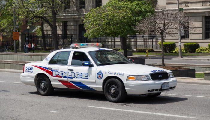 Toronto Motor Vehicle Accident Reports - Car Accident